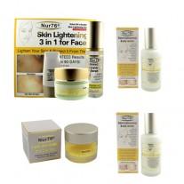 Nur76 Skin Lightening ULTIMATE package